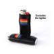 Flag Lighter Cover