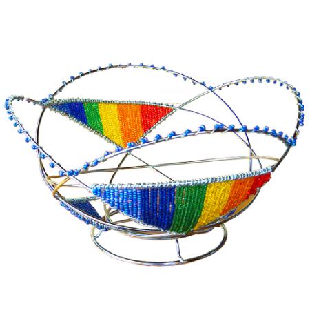 Beaded Bowl
