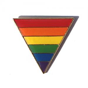 Pin Badge - Triangle