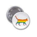 Button Badge - Cat