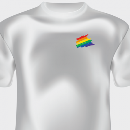 Grey Crew-neck T-shirt