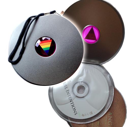 Metal Disc Holder