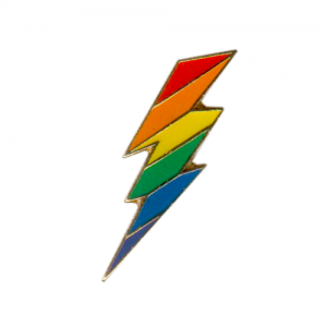 Pin Badge - Litebolt
